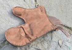 RECHTS Leder Handschuh für LARP oder SCA von WulflundJewelry
