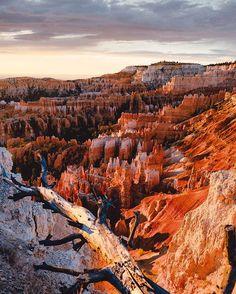 Bryce Point, Bryce Canyon National Park, Utah ♡ ~ potatounit