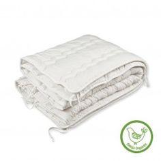 Quilt Organic Wool Medium