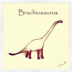 brachiosaurus / dinosaurus