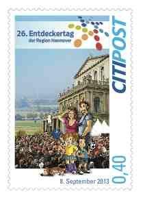 Hannover entdecken: http://d-b-z.de/web/2013/09/07/hannover-entdecken-briefmarken-citipost/