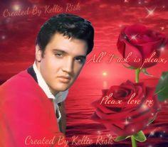 #Elvis Fan Creation