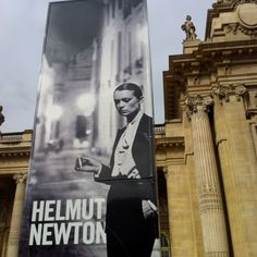 Helmut Newton @ in Paris