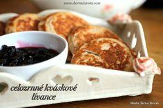 Celozrnné kváskové lívance - Koření života.com Korn, French Toast, Breakfast, Recipes, Morning Coffee, Recipies, Ripped Recipes, Cooking Recipes