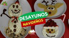 DESAYUNOS NAVIDEÑOS (IDEAS, DIY) - YouTube