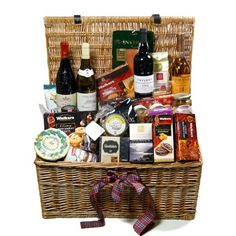 Stirling Gift Hamper - A great family gift. Something for everyone. Scottish Christmas Gift