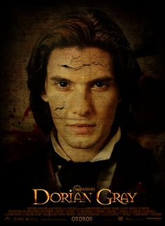 Dorian Gray - A corrupt young man somehow keeps his youthful beauty eternally, but a special painting gradually reveals his inner ugliness to all. Dorian Gray, Ben Barnes, Movie List, Movie Tv, Fan Poster, Grey Pictures, Psychological Horror, Best Director, Movie Marathon