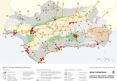 2.1. El sistema urbano en España