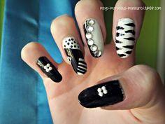 'Cher Lloyd - Want U Back' Nails