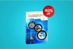 PROMOÇÃO! 40% de desconto na compra do ProDrenalin!! http://www.prodad-software.com.br/prodrenalin/index_br.php