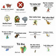 Commands Maori Words, Learning Spaces, Teaching Tools, Early Childhood, New Zealand, Education, Kiwi, Languages, Definitions