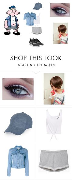 """Harold Berman"" by ocean-goddess ❤ liked on Polyvore featuring Sankins, River Island, Splendid, Acne Studios, rag & bone/JEAN and NIKE"