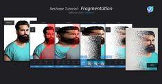 Reshape Tutorial: Fragmentation | Enlight Leak