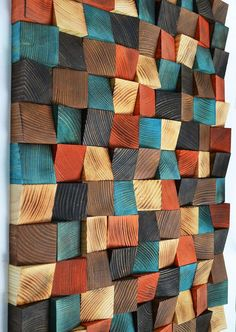 Wood Wall Art Old Wood Wood Art Mosaic Wood Art Geometric Wall Art .,Wood wall art old wood wood art mosaic wood art geometric wall art wood rustic painting wood art wood panel How To Make Wood Art ? Wood art is general. Mosaic Wall Art, Wood Mosaic, 3d Wall Art, Wooden Wall Art, Wooden Walls, Wood Wall Design, Wall Panel Design, Wood Wall Decor, Wooden Panel Design