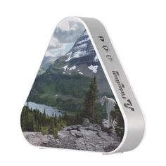 Hidden Lake Overlook Glacier National Park Montana Speaker