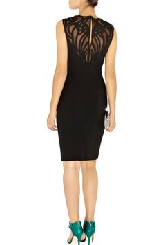 KAREN MILLEN Slim dress_Dresses(d)_DESIGNER_Voguec Shop