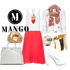 Mango, created by nuria-pellisa-salvado on Polyvore