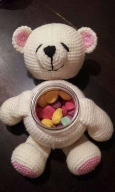 Inspiration only. Candy bear