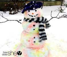 These are seriously some awesome Snow Day activities for you and the kids!  I've never thought of some of these before! #snowday #snow #activities
