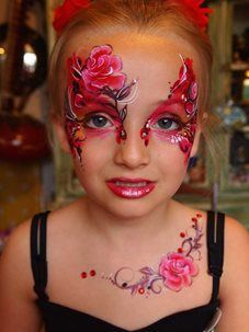 Caroline - Face Painter