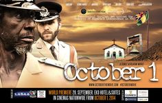 click this link to watch  http://cinema.yudhomovie.com/play.php?movie=3206616 October 1 FUll MOVIe¹²³ October 1 (2014) Thriller  |  3 October 2014 (Nigeria) As Nigeria prepares for independence from the British in 1960, a seasoned police detective rushes to find the serial killer slaughtering its native young women.  Director: Kunle Afolayan Writer: Tunde Babalola (script writer) Stars: Femi Adebayo, Ademola Adedoyin, Kayode