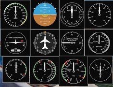 Generic Analog Gauges Aviation Training, Pilot Training, Military Love, Army Love, Aircraft Instruments, Flight Simulator Cockpit, Aircraft Propeller, Private Pilot, Aircraft Design