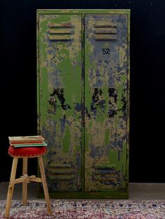 Sweet Home, Life Is Beautiful, Industrial Style, Locker Storage, Angst, Architecture, House Styles, Furniture, Home Decor