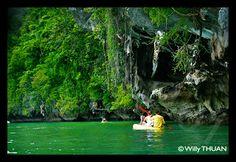 Phang Nga Bay - The Many Ways - Phuket 101