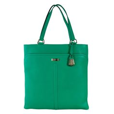Cole Haan - Market Tote.  Comes in a bunch of great colors, but I love the green.