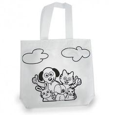 Bolsas para colorear. Detalle bautizo. Estas bolsas para colorear son detalles perfectos para regalar en los bautizos.