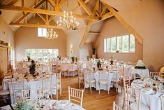As you know, finding the perfect venue can be an arduous task so to help, we've compiled a list of top barn wedding venues that will ensure you bag yourself a