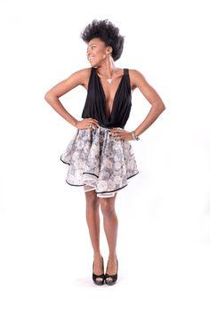 www.tamaraheraclio.com Donna skirt.