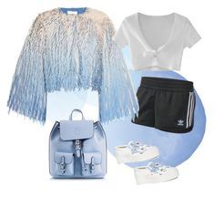 """Morning"" by ramona-dm on Polyvore featuring Marco de Vincenzo, Coccinelle, Marc Jacobs and WithChic"