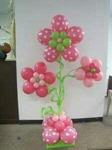 Florea globos