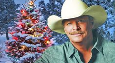 Alan Jackson Joined Onstage By Wife And Daughters For Special Performance Of 'Let It Be Christmas'