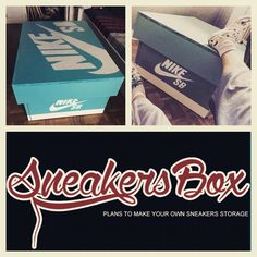 #nikesb #customerscreation #nike #giantshoesbox #bigshoesbox #shoesbox #sneakersbox #installationinstructions #plans #doityourself #diy #makeyourownstorage #storage