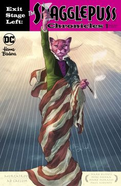 [Free eBook] Exit Stage Left, The Snagglepuss Chronicles, Author : Mark Russell and Mike Feehan Free Pdf Books, Free Ebooks, Devon, Pink Mountains, Political Satire, Hanna Barbera, Old Cartoons, Fun Comics, Free Reading