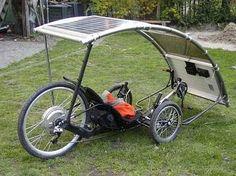 #solar-powered #bike #unusual - Likes