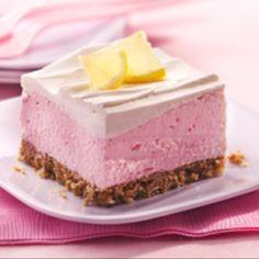 pink lemonade desert