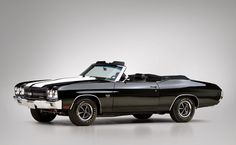 1970 Chevrolet Chevelle SS454 Convertible   The John Staluppi Collection 2012   RM Sotheby's