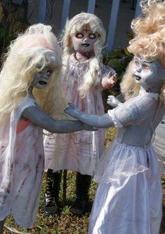 DIY Home Sweet Home: 7 Brilliantly Disgusting Halloween Ideas