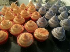 Special order soap cupcakes! Babies first birthday! www.SUGARANDOATS.com