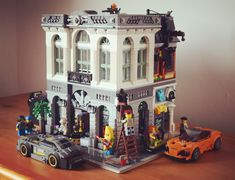 Just another day in Gotham City.