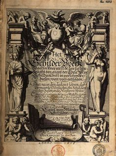 Het Schilder Boeck Waerin Voor Eerst de Leerlustige Ieught Den Gront Der ... - Karel van Mander - Google Books
