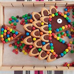 Frozen Banana Recipes, Dessert Drinks, Food Humor, Everyday Food, Snacks, Amazing Cakes, Gingerbread Cookies, Food Art, Kids Meals