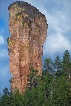 Steins Pillar, Prineville, OR | by Bobshots on Flickr