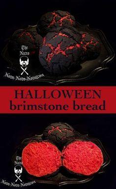 Gerüchten zufolge rollen Dämonen in der Hölle, wenn sie dieses Brot machen, den Te ... - ✭ Halloween TREATS ✭ - #Brot #Dämonen #den #der #Dieses #Gerüchten #Halloween #Hölle #Machen #rollen #Sie #Te #Treats #Wenn #zufolge