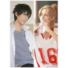 He Tian cosplay and Qi Fang OOOOHMYYYGOOOOOD PERFECT TEN!!!