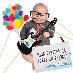 <p>Pimpa dina bebisbilder med rolig rekvisita!  Med dessa ...</p>