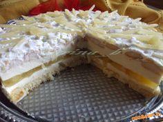 Ananásová torta nepečená